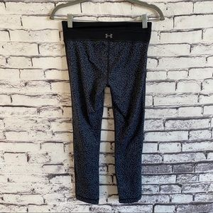 Under Armour Fitted Crop Leggings M